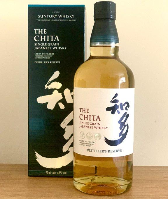 The Chita Japanese Whisky